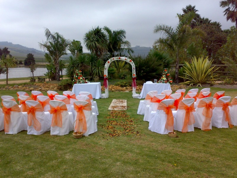 Wedding decorations in cape town : Bridal canopy and arch hire in cape town south africa from